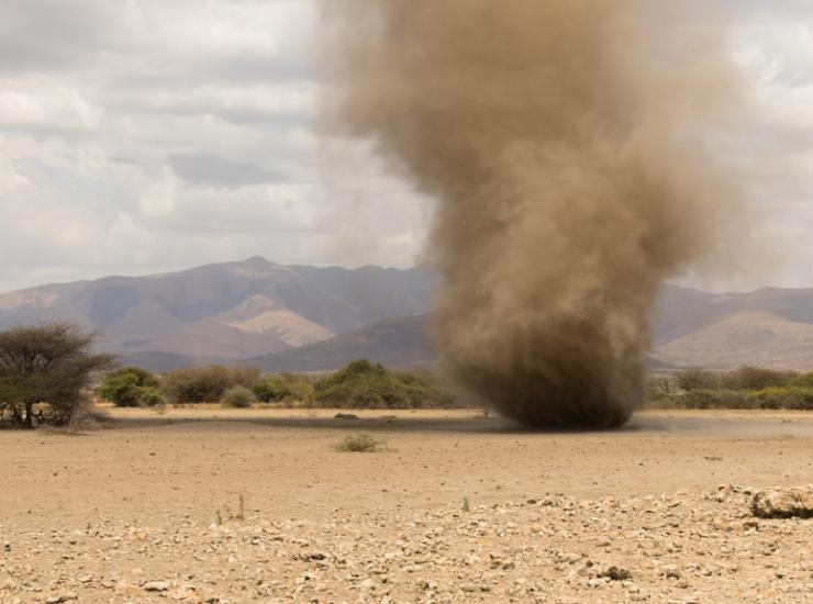 Flow : Dust Devil